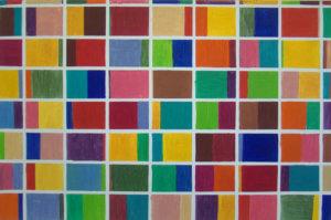 #5 Field Research III,  oil on canvas, 40x60 cm by Rachela Abbate